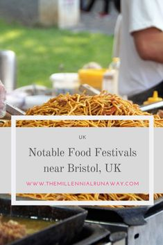 Notable food festivals around South West UK - Bristol and Beyond Bristol Uk, Event Calendar, Food Festival, Festivals, Posts, Travel, Messages, Viajes, Destinations