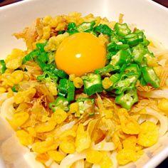疲れて食欲ないから、うどん〜 - 10件のもぐもぐ - ぶっかけうどん by mamokuru