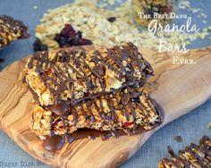 The Best Dang Granola Bars Ever {EVER.} recipe: Try this The Best Dang Granola Bars Ever {EVER.} recipe, or contribute your own. Best Granola Bars, Homemade Granola Bars, Muesli Bars, Oat Bars, Marshmallow Desserts, Healthy Dessert Recipes, Healthy Treats, Snack Recipes, Bar Recipes