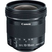 Canon EF-S 10-18mm f/4.5-5.6 IS STM Lens | $299 - looking forward to reading reviews.