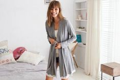 Aerie Robe by Aerie for American Eagle Outfitters |  Shop the Aerie Robe and check out more at AE.com.