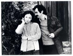Oriana Fallaci with Alekos Panagoulis