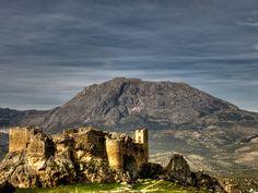Castillo de Bedmar (Jaén) España