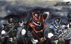 Jaden Sentai Nejiranger Wallpaper by ShoguN86.deviantart.com on @deviantART