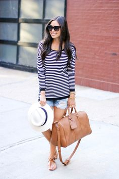 40 Casual Summer Outfits to Copy Now | StyleCaster