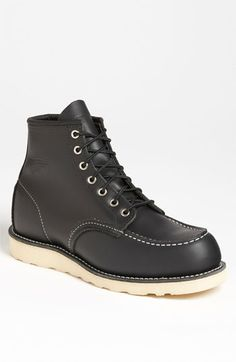 Red Wing Classic 1907 | Good Stuff | Pinterest | Toe, Red wing ...