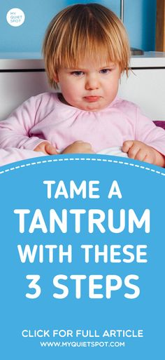 Toddler tantrums are completely normal part of child development. They are not so easy for the parents though. Here are 3 simple steps to handle toddler tantrums like a pro. Natural Parenting, Gentle Parenting, Parenting Advice, Practical Parenting, Peaceful Parenting, Toddler Activities, Learning Activities, Attachment Parenting, Parenting Toddlers