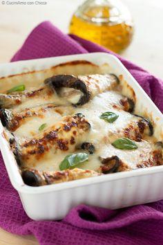 Romanian Food, Eggplant Recipes, Food Humor, Antipasto, Gnocchi, Cheeseburger Chowder, Mashed Potatoes, Macaroni And Cheese, Side Dishes