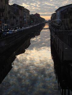 #Milano - il naviglio