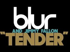 "Backstage Acoustic: Blur: ""Tender"" (with Jimmy Fallon) - YouTube"