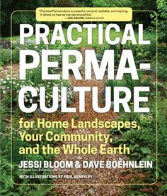 """Learn how to create a more sustainable future for yourself in today's Q&A with author @jessibloom, who is here to discuss her new @timberpress book, """"Practical Permaculture""""! Enter to win a copy!"""