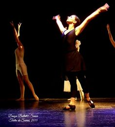 Danza Ballet® Senior Carolina de Pedro Teatre de Sarriá, 2015