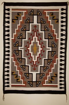 American Indian Navajo Rugs