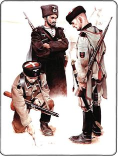 Cossacks of the Wehrmacht Military Art, Military History, Ww2 Uniforms, Germany Ww2, Army Uniform, Red Army, German Army, Luftwaffe, World War Two