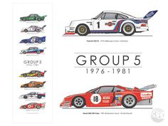 P o r s c h e P o r n // fuckyeah-groupc: Group Sports Car Racing, Race Cars, Road Racing, Maserati, Ferrari, Colani, Porsche 935, Car Posters, Can Am