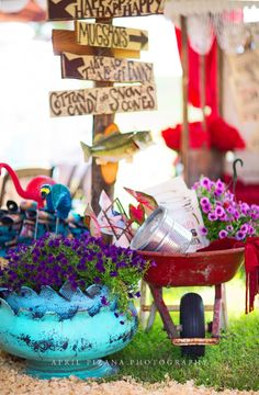 sadie robertson's sweet 16 REDneCk REdcarpet birthday party {junk gypsy co}