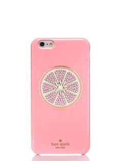 jeweled grapefruit iphone 6 plus case - Kate Spade New York
