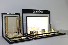 POPAI Awards Paris 2016 - TREX BARS ABSOLU	LANCOME- LANCOME #MPV2016 Pos Display, Counter Display, Display Design, Product Display, Makeup Display, Cosmetic Display, Acrylic Display Stands, Necklace Display, Pop Design