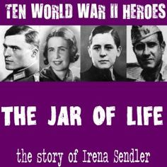 10 WWII Heroes: Irena Sendler 3/10 - Le Chaim (on the right)