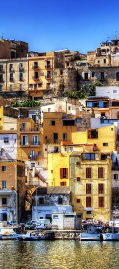 Beautiful Colors of Sciacca, Sicily.