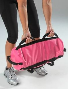 Sandbag- best weighted workout equipment