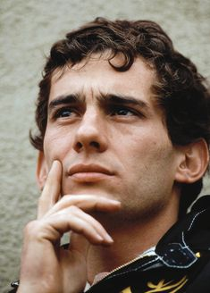 """legendsofmotorsport: """"Ayrton Senna da Silva 21 March 1960 – 1 May was a Brazilian racing driver who won three Formula One world championships for McLaren in 1990 and and is widely. F1 Lotus, San Marino Grand Prix, Alain Prost, Divas, F1 Drivers, Indy Cars, Formula One, World Championship, First World"""