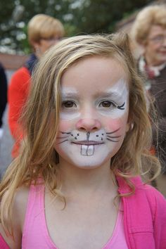 WVS Fundraising Day Photo - Face painting is a fun way to increase visitor engagement at your fundraising event.