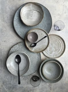 the prop dispensary - Selbstgemachte Geschenke Ceramic Tableware, Ceramic Bowls, Ceramic Art, Stoneware, Kitchenware, Pottery Plates, Ceramic Pottery, Slab Pottery, Thrown Pottery