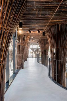 Vietnam Pavilion at Expo Milano 2015, Milan, 2015 - Vo Trong Nghia Architects