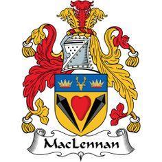my family name coat of arms (MacLennan)