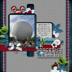 Spaceship Earth - Page 11 - MouseScrappers.com