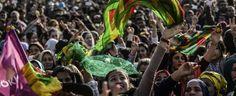 Aprire un corridoio per Kobane - DinamoPress
