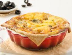 Gorgonzola-Tarte mit Salbei Rezept Mashed Potatoes, Cheese, Snacks, Ethnic Recipes, Food, Pie, Sage Recipes, Cheese Recipes, Vegetarian Recipes