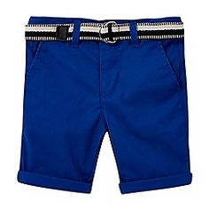 504111ec52 J by Jasper Conran - Boys' aqua pique polo shirt | Dante Styles ...