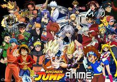 Shonen Jump Animes All Star