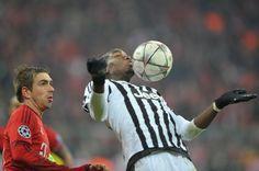 Paul Pogba Photos - FC Bayern Muenchen v Juventus - UEFA Champions League Round of 16: Second Leg - Zimbio