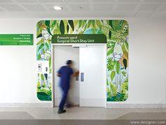 Royal Childrens Hospital Melbourne Wayfinding