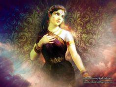 http://harekrishnawallpapers.com/srimati-radharani-artist-wallpaper-003/