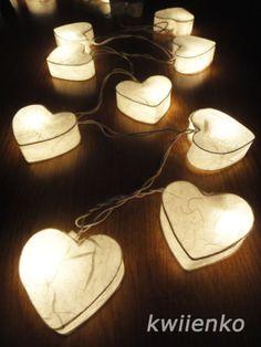20-White-Heart-Lantern-Fairy-String-Lights-Wedding-Living-Bedroom-Home-Decor