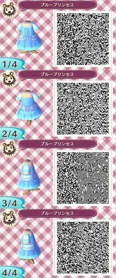 Animal Crossing New Leaf Cinderella dress