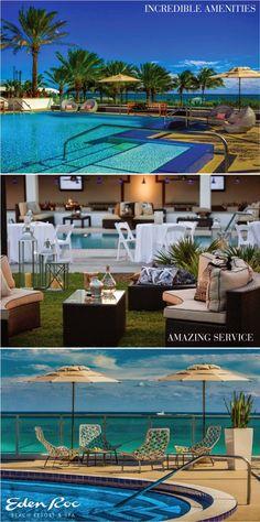 5 Reasons to Have Your Destination Wedding at Eden Roc Miami Beach | bellethemagazine.com