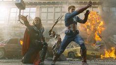 Review dan Sinopsis Film The Avengers (2012)