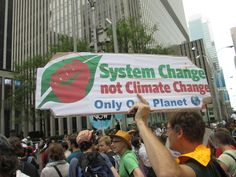 NYC Eco-Schools at the People's Climate March, NYC, September 21, 2014