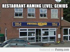 Frying Nemo // hahahaha