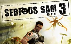 Serious Sam 3: BFE backgrounds for widescreen, Bud Williams 2016-09-21