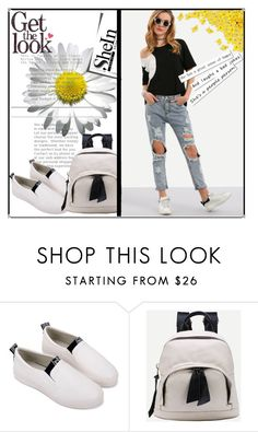"""""""SheIn II-3"""" by melisa-hasic ❤ liked on Polyvore"""