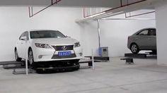 Abre en China el primer garaje robotizado del mundo (VIDEO) - http://wp.me/p7GFvM-xpb