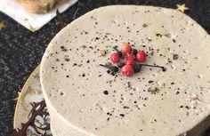 Mousse de champignons à tartiner