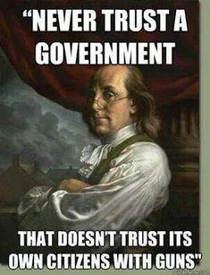 ~ Ben Franklin