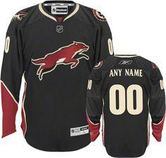 Phoenix Coyotes Alternate Premier NHL Jersey
